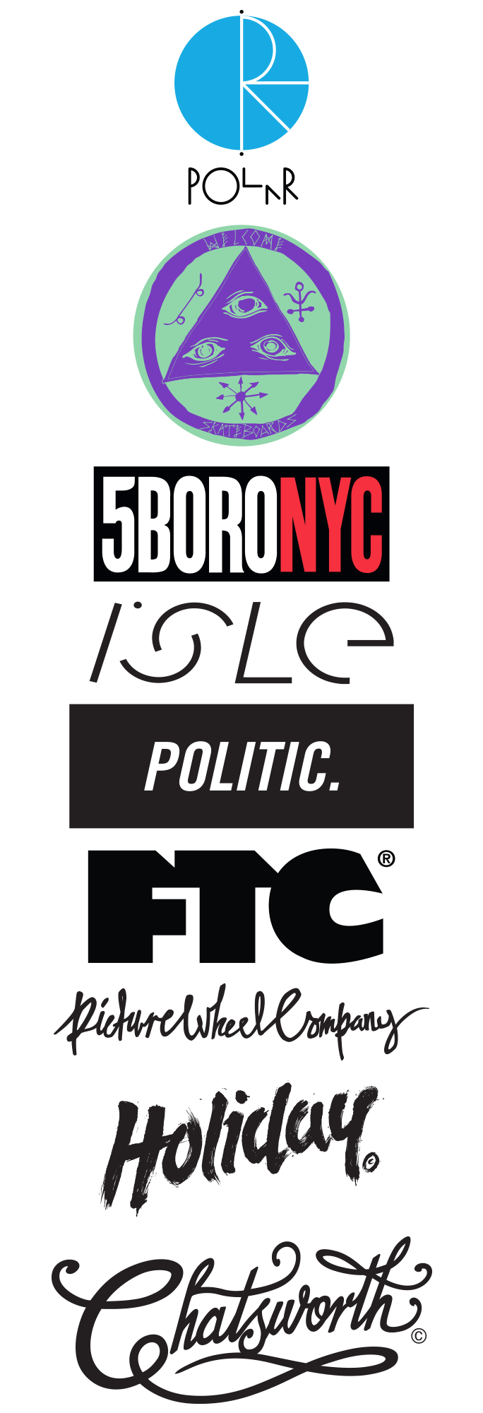 welcome skateboards politic. picture wheel company polar isle holiday 5boronyc ftc chatsworth